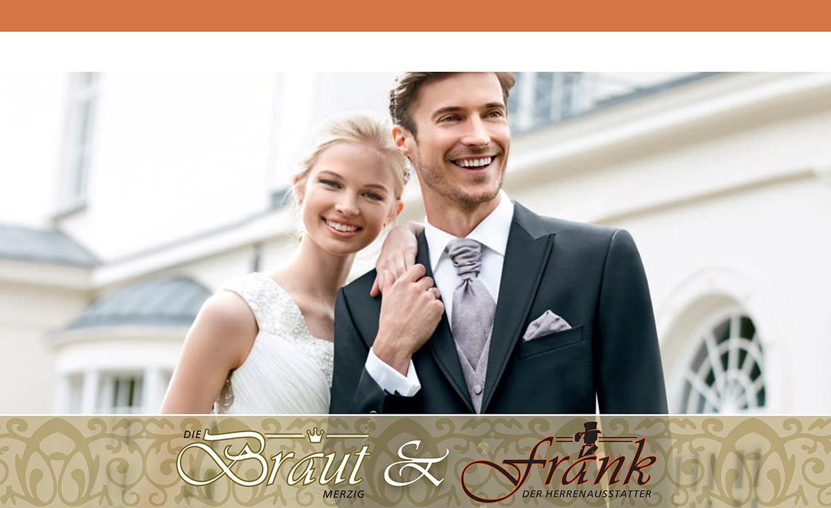 Die Braut Merzig & Frank - der Herrenausstatter
