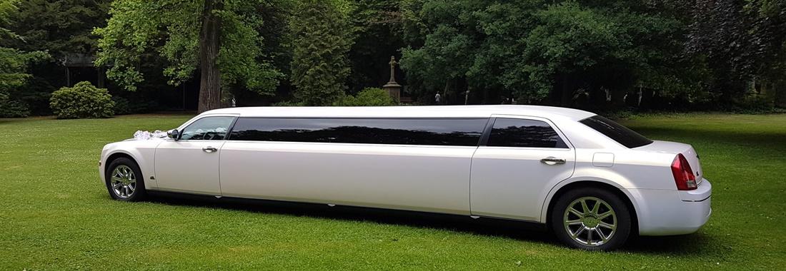 Hochzeitsauto Limousine