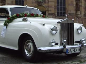 Das perfekte Hochzeitsauto mieten