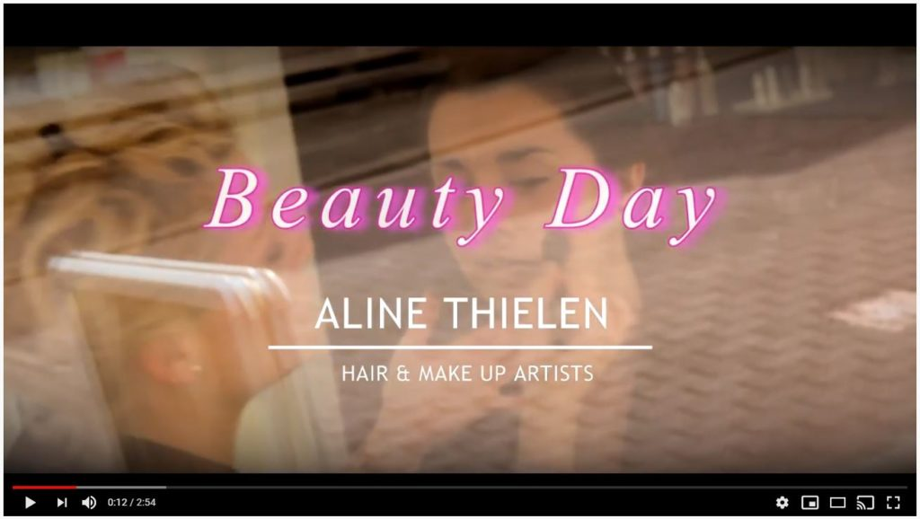 Aline Thielen Make-up Artist Hair-Stylist