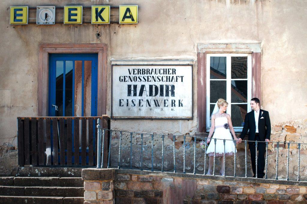 Alexander Weiß Fotografie - Ihr Hochzeitsfotograf im Saarland