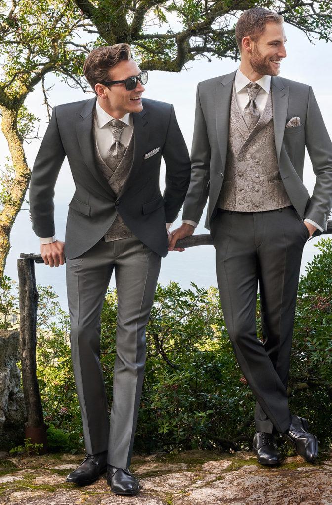 Bräutigam Trauzeuge Mode Trend