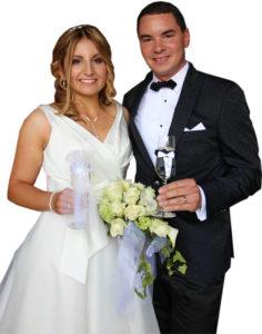 Mode für den Bräutigam