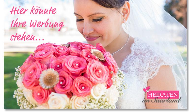 Werbeapartner Hochzeit Saarland