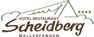 Logo Hotel Restaurant Scheidberg