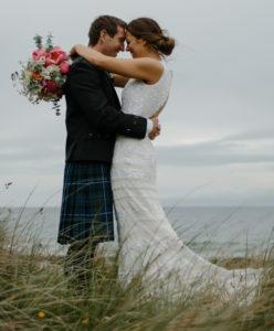 Brautfrisur Klassiker