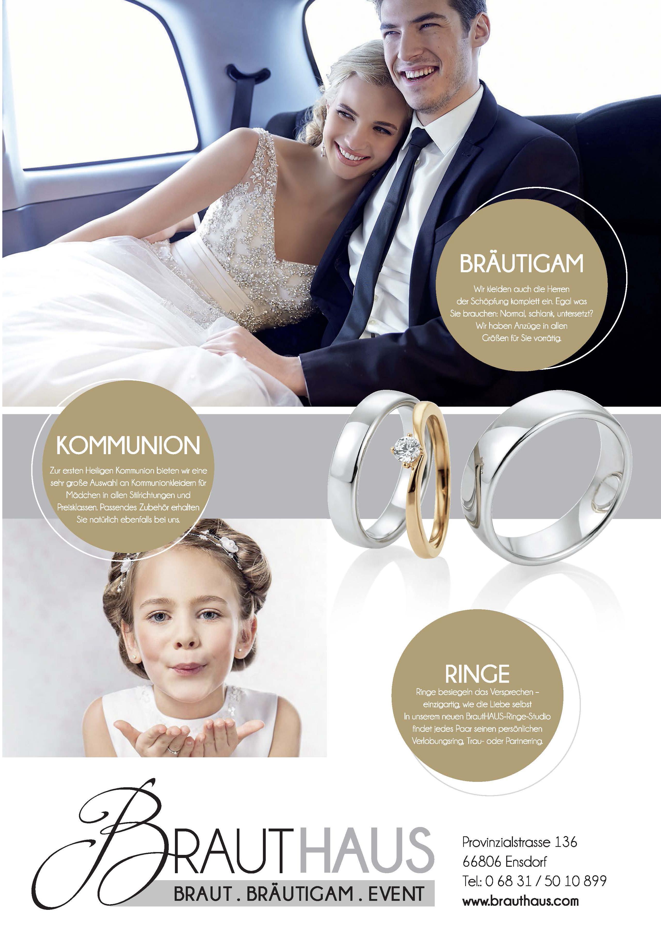 BrautHAUS - das Brautmodengeschäft