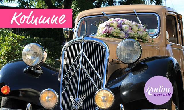 Kolumne Vintage Hochzeit